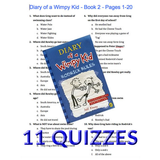 diary of a wimpy kid the meltdown pdf